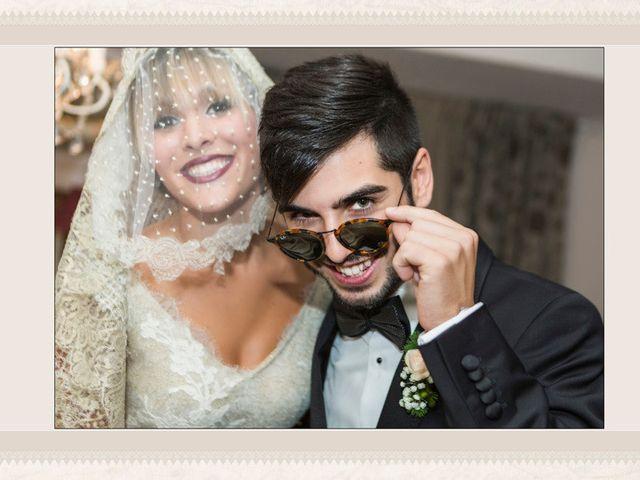 La boda de Michel y Estefania en L' Ènova, Valencia 2