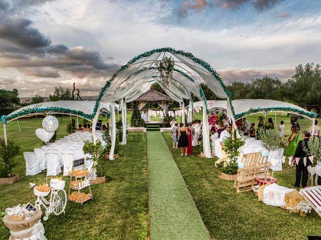 La boda de Michel y Estefania en L' Ènova, Valencia 3