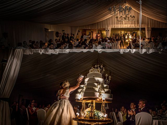 La boda de Michel y Estefania en L' Ènova, Valencia 7