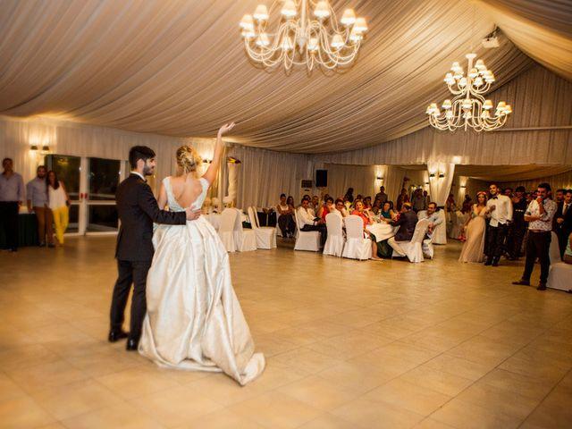 La boda de Michel y Estefania en L' Ènova, Valencia 8