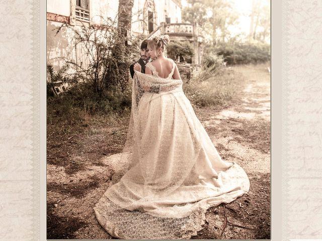 La boda de Michel y Estefania en L' Ènova, Valencia 9