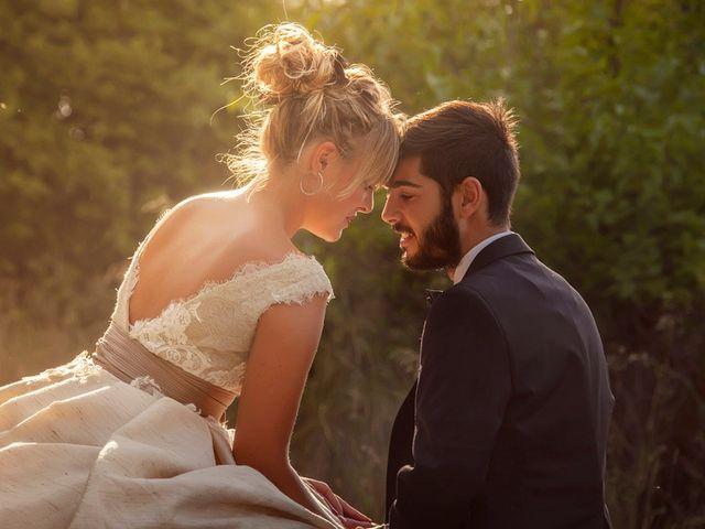La boda de Michel y Estefania en L' Ènova, Valencia 12