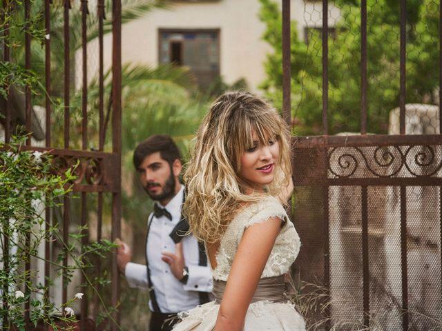 La boda de Michel y Estefania en L' Ènova, Valencia 15