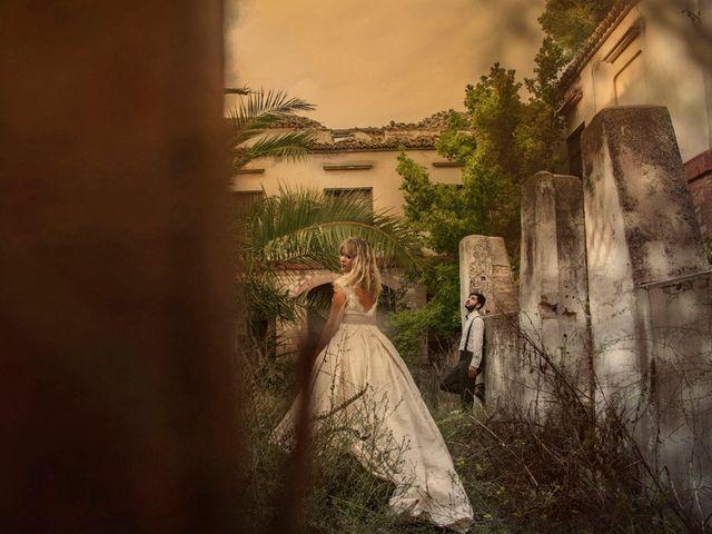 La boda de Michel y Estefania en L' Ènova, Valencia 17