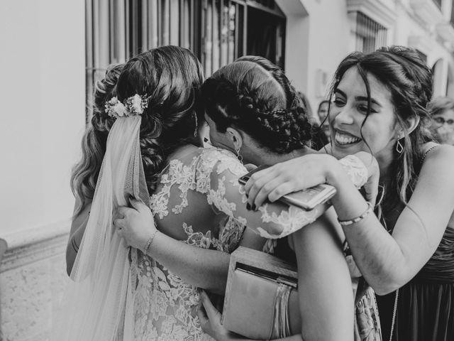 La boda de Raúl y María en Utrera, Sevilla 22