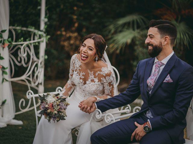 La boda de Raúl y María en Utrera, Sevilla 1