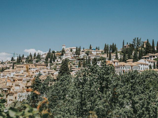 La boda de Pablo y Marta en Granada, Granada 2