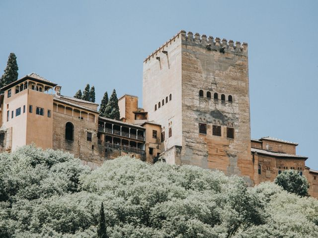 La boda de Pablo y Marta en Granada, Granada 3