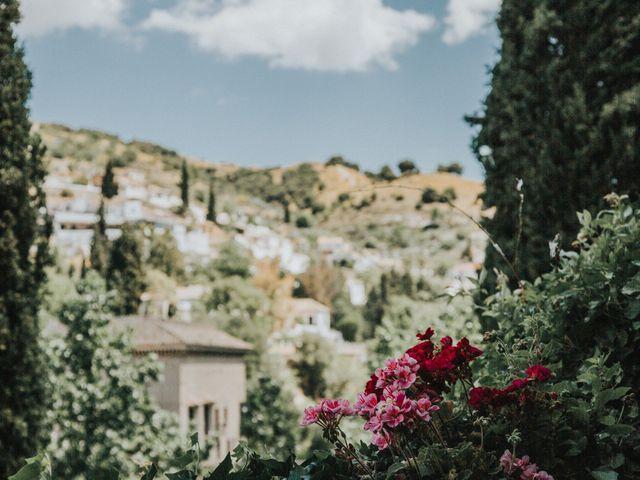 La boda de Pablo y Marta en Granada, Granada 4
