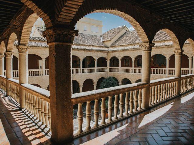 La boda de Pablo y Marta en Granada, Granada 5