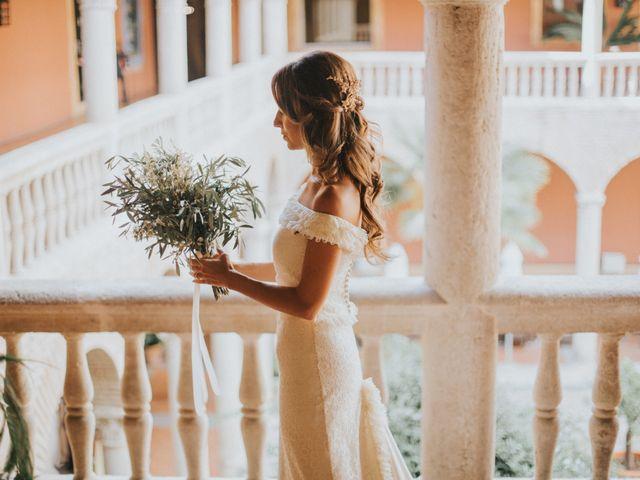 La boda de Pablo y Marta en Granada, Granada 18