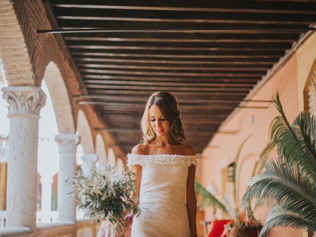 La boda de Pablo y Marta en Granada, Granada 19
