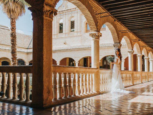 La boda de Pablo y Marta en Granada, Granada 20