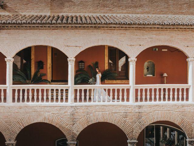 La boda de Pablo y Marta en Granada, Granada 21