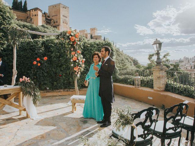 La boda de Pablo y Marta en Granada, Granada 23