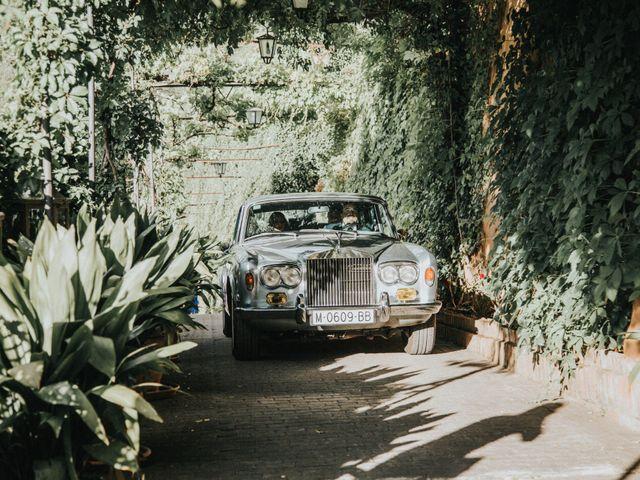 La boda de Pablo y Marta en Granada, Granada 24