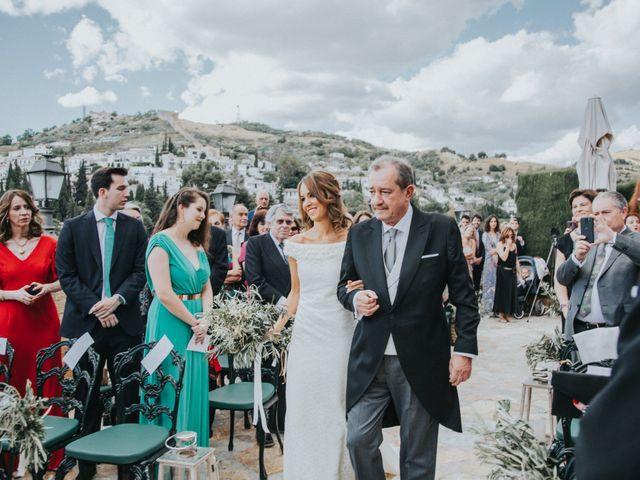 La boda de Pablo y Marta en Granada, Granada 25