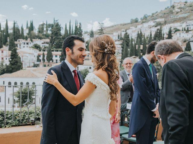 La boda de Pablo y Marta en Granada, Granada 26