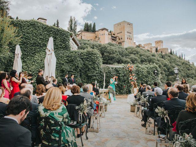 La boda de Pablo y Marta en Granada, Granada 27