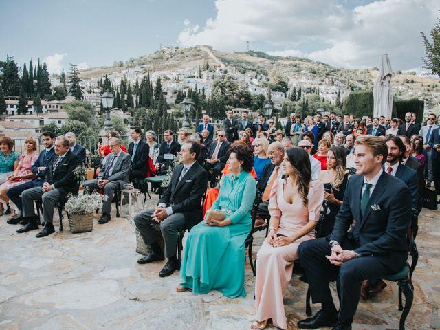 La boda de Pablo y Marta en Granada, Granada 28