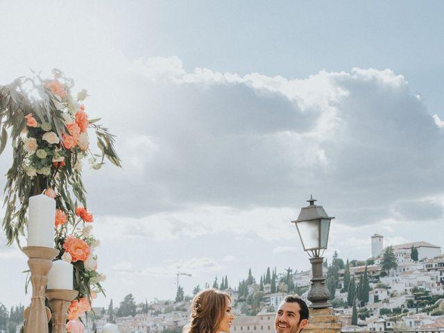 La boda de Pablo y Marta en Granada, Granada 29