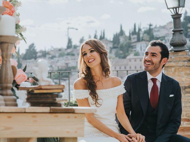 La boda de Pablo y Marta en Granada, Granada 30