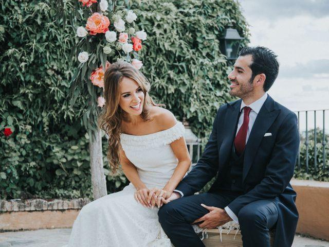 La boda de Pablo y Marta en Granada, Granada 31