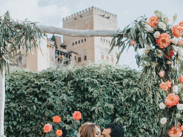 La boda de Pablo y Marta en Granada, Granada 37