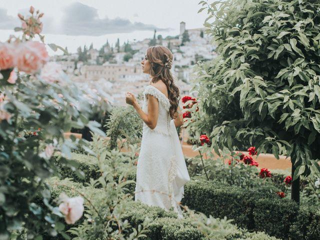 La boda de Pablo y Marta en Granada, Granada 38