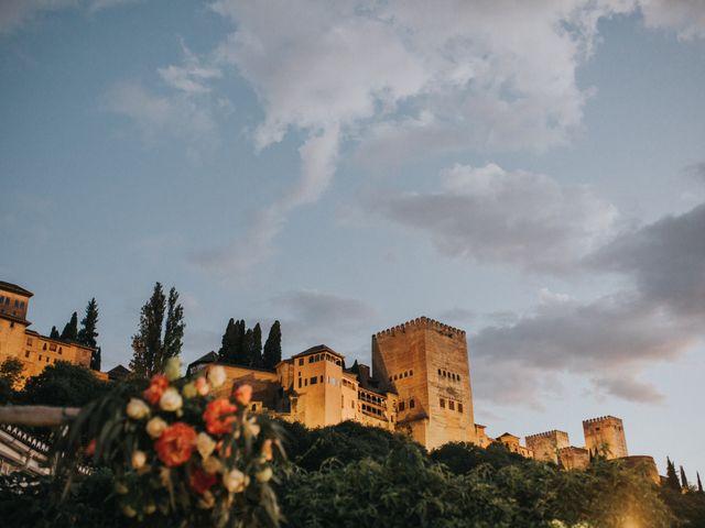 La boda de Pablo y Marta en Granada, Granada 1