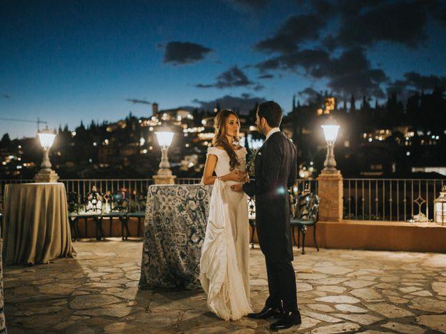 La boda de Pablo y Marta en Granada, Granada 43
