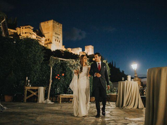 La boda de Pablo y Marta en Granada, Granada 44
