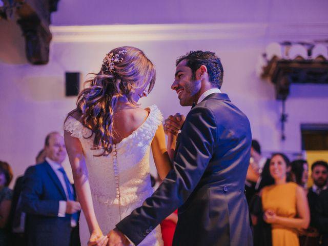 La boda de Pablo y Marta en Granada, Granada 51