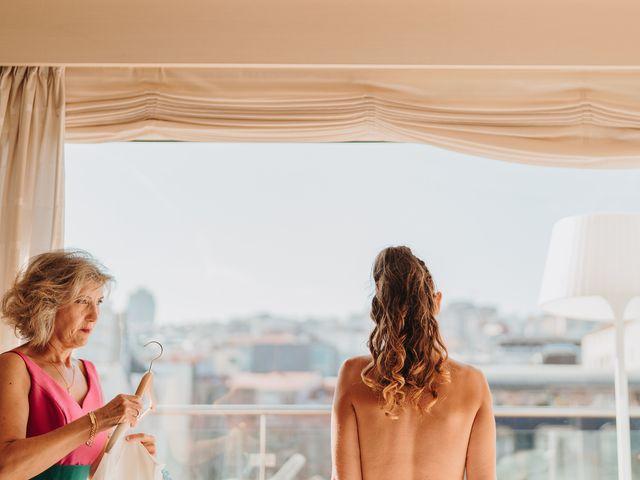 La boda de Paúl y Lorena en Raxó (Poio), Pontevedra 10