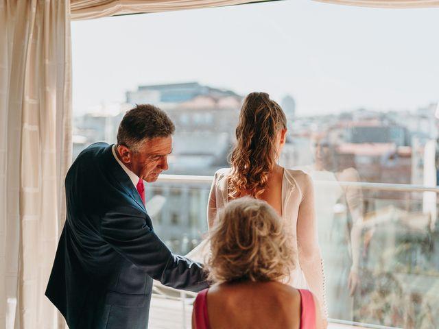 La boda de Paúl y Lorena en Raxó (Poio), Pontevedra 13