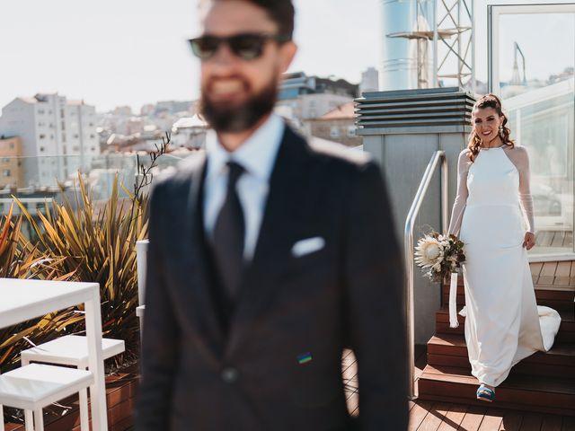La boda de Paúl y Lorena en Raxó (Poio), Pontevedra 23