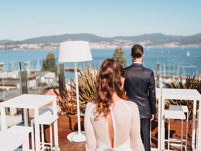 La boda de Paúl y Lorena en Raxó (Poio), Pontevedra 24