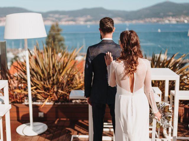 La boda de Paúl y Lorena en Raxó (Poio), Pontevedra 25