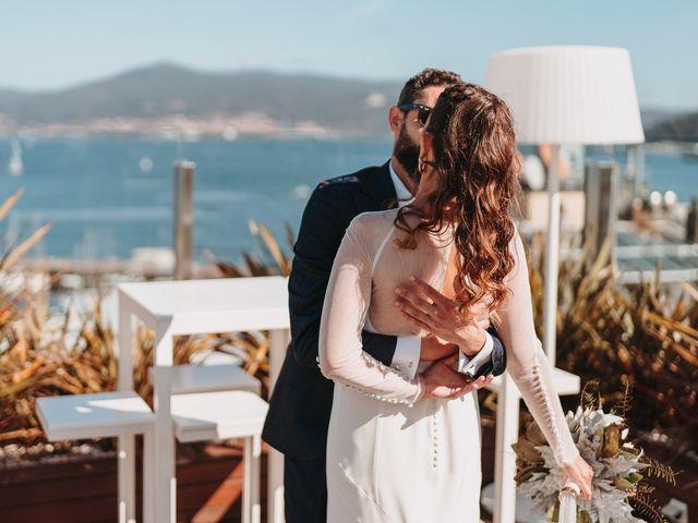 La boda de Paúl y Lorena en Raxó (Poio), Pontevedra 26