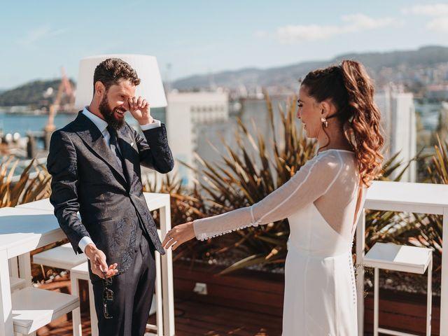 La boda de Paúl y Lorena en Raxó (Poio), Pontevedra 29