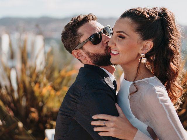 La boda de Paúl y Lorena en Raxó (Poio), Pontevedra 30