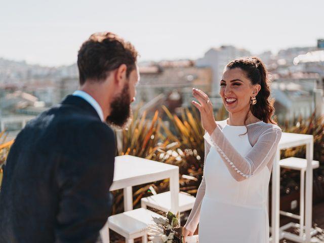 La boda de Paúl y Lorena en Raxó (Poio), Pontevedra 31