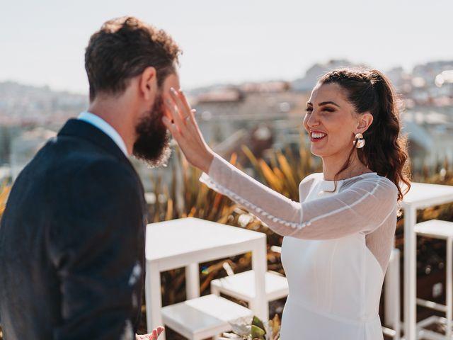 La boda de Paúl y Lorena en Raxó (Poio), Pontevedra 32