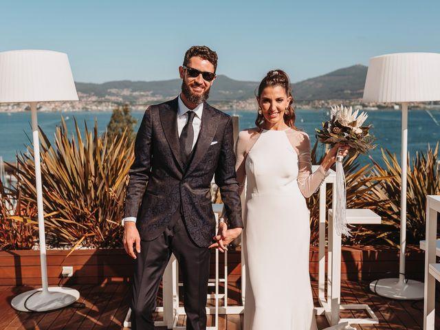 La boda de Paúl y Lorena en Raxó (Poio), Pontevedra 36
