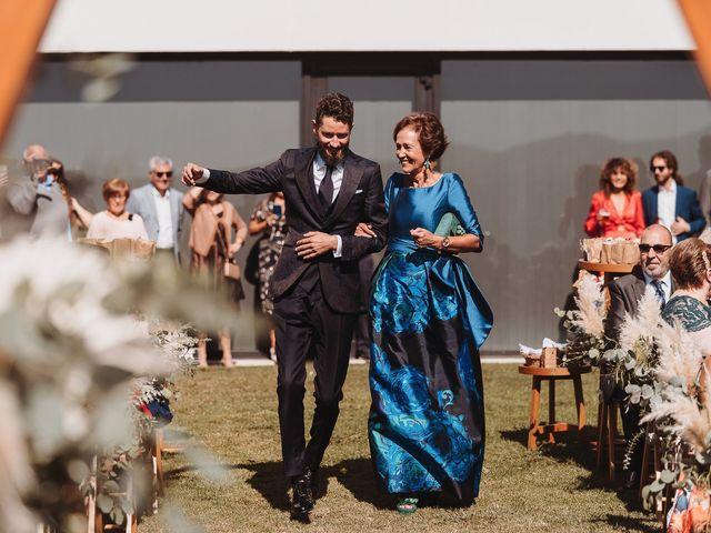 La boda de Paúl y Lorena en Raxó (Poio), Pontevedra 51