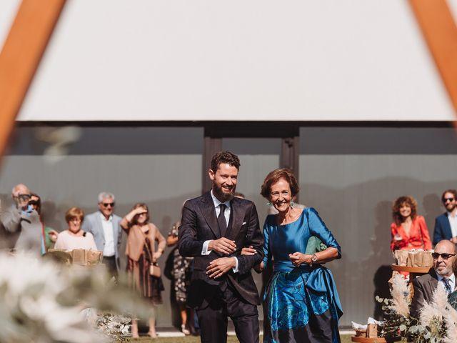 La boda de Paúl y Lorena en Raxó (Poio), Pontevedra 52