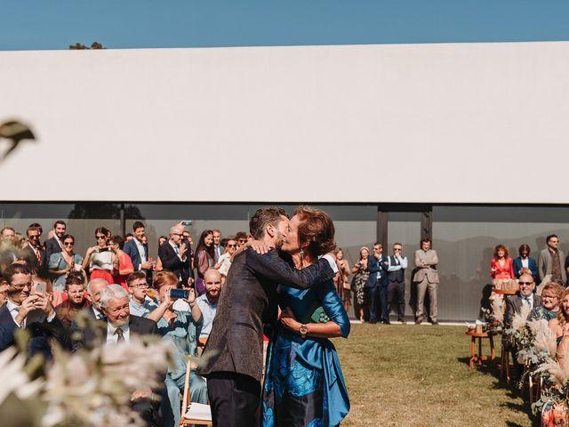 La boda de Paúl y Lorena en Raxó (Poio), Pontevedra 53