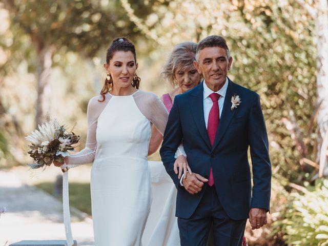 La boda de Paúl y Lorena en Raxó (Poio), Pontevedra 55