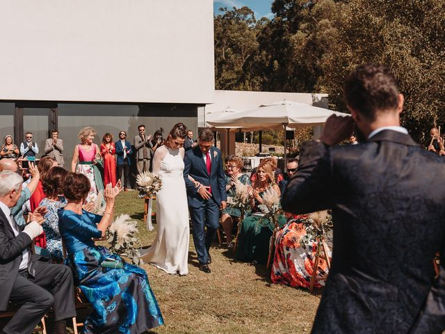 La boda de Paúl y Lorena en Raxó (Poio), Pontevedra 58