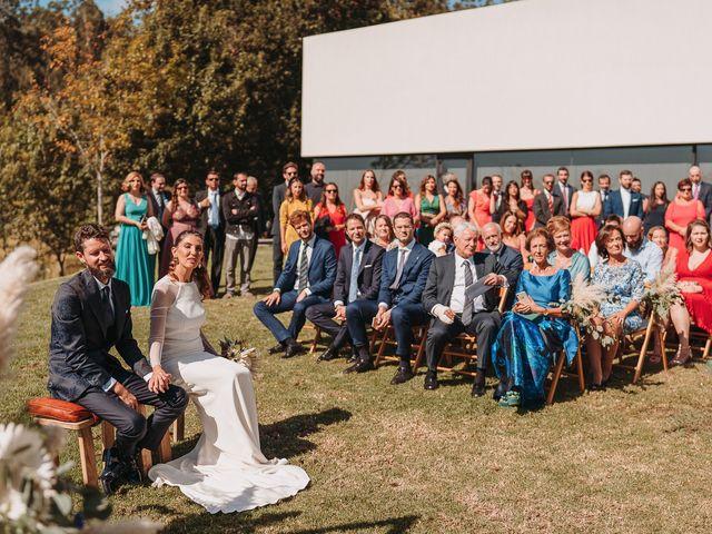 La boda de Paúl y Lorena en Raxó (Poio), Pontevedra 61